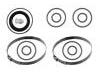 Steering Gasket Set:210 460 00 61